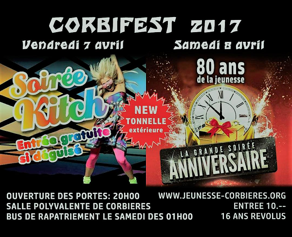 Corbifest 2017